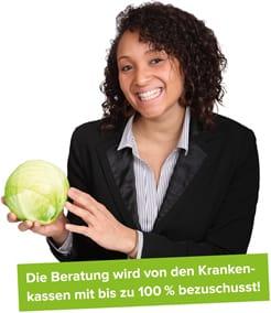 Autoring und Ernährungsberaterin Carolin Weiss